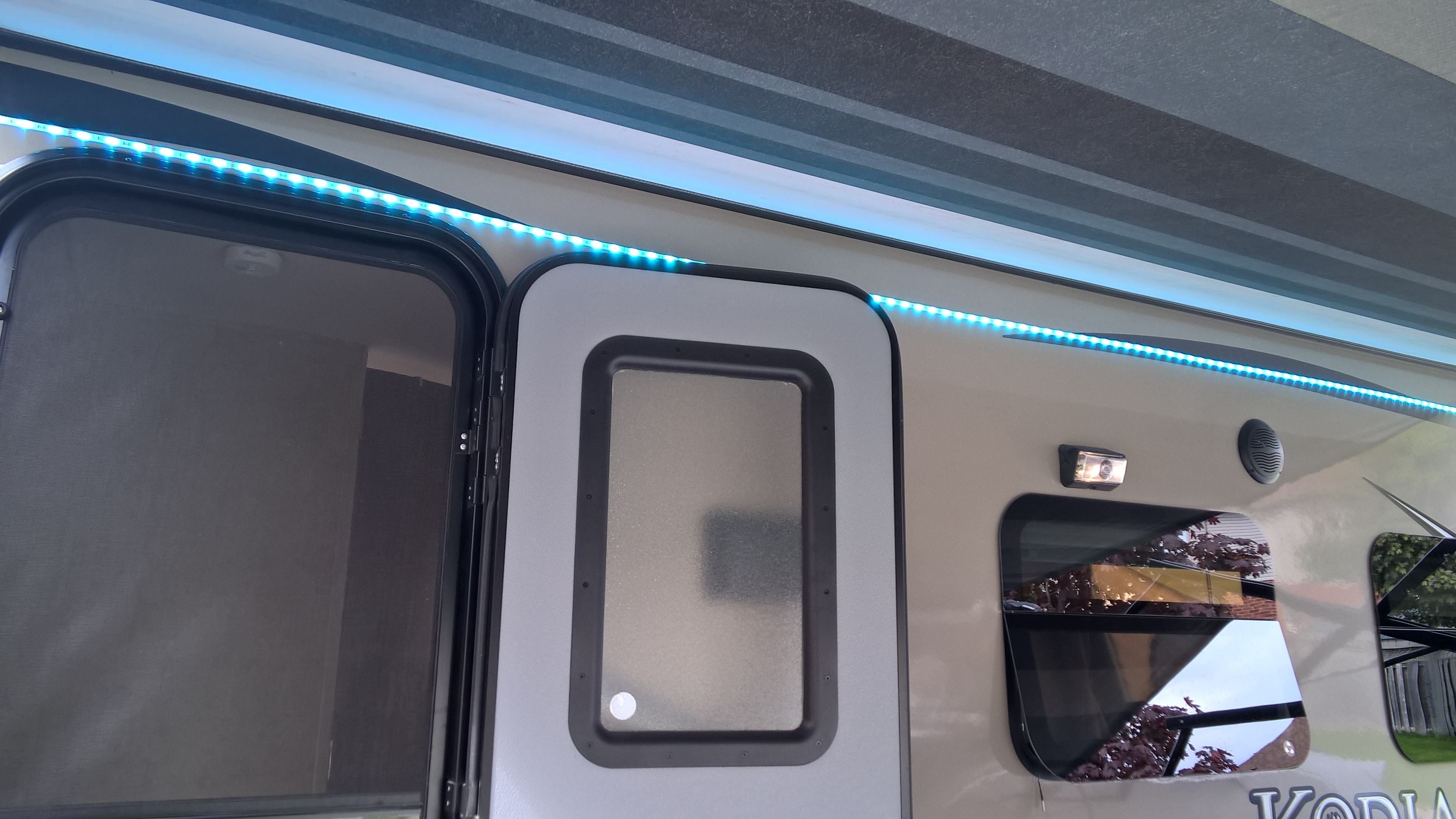 Installing an RV LED Strip light | RV Tech with RVRob