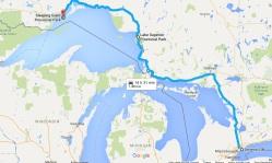 Lake Superior Trip