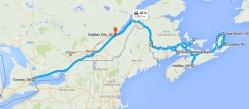 East Coast Canada Trip