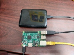 Raspberry Pi Open Media Vault